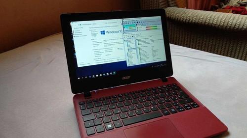 Acer Aspire Es1 131 N3710 4gb 500gb Budapesten Elad Hardverapr Hirdets Rszletei